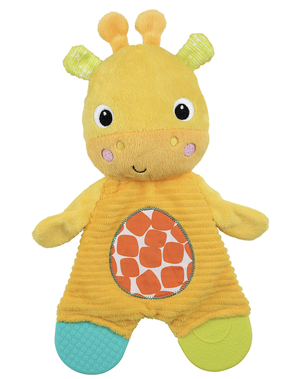 Mordedor Girafa Snuggle & Teethe Bright Starts