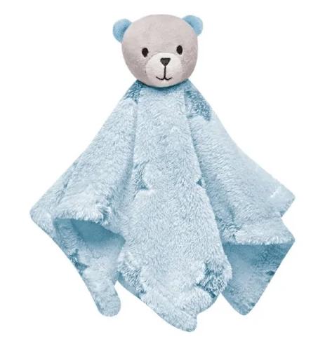 Naninha Buba Baby Ursinho Estrela Azul