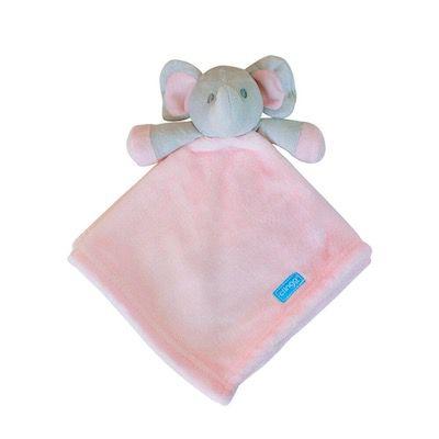 Naninha Elefante Rosa Clingo