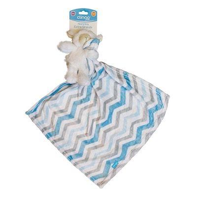 Naninha Ovelha Azul Extra Azul Clingo