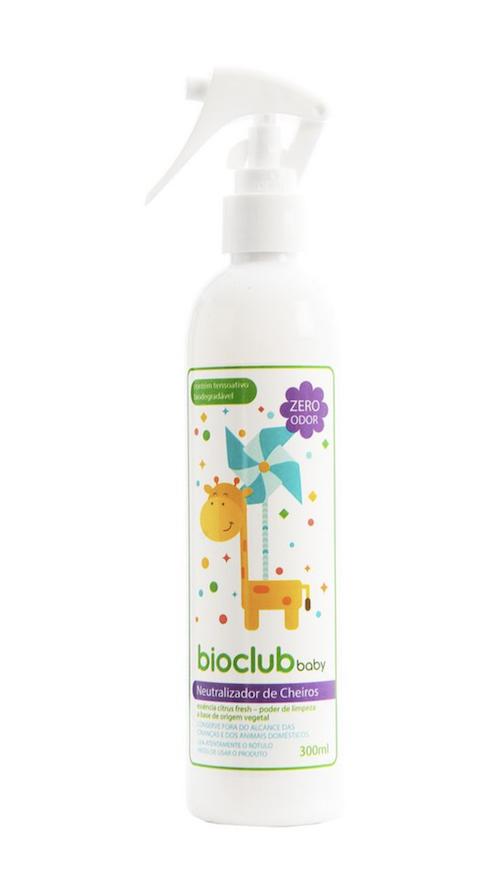 Neutralizador de Odores Bioclub Baby