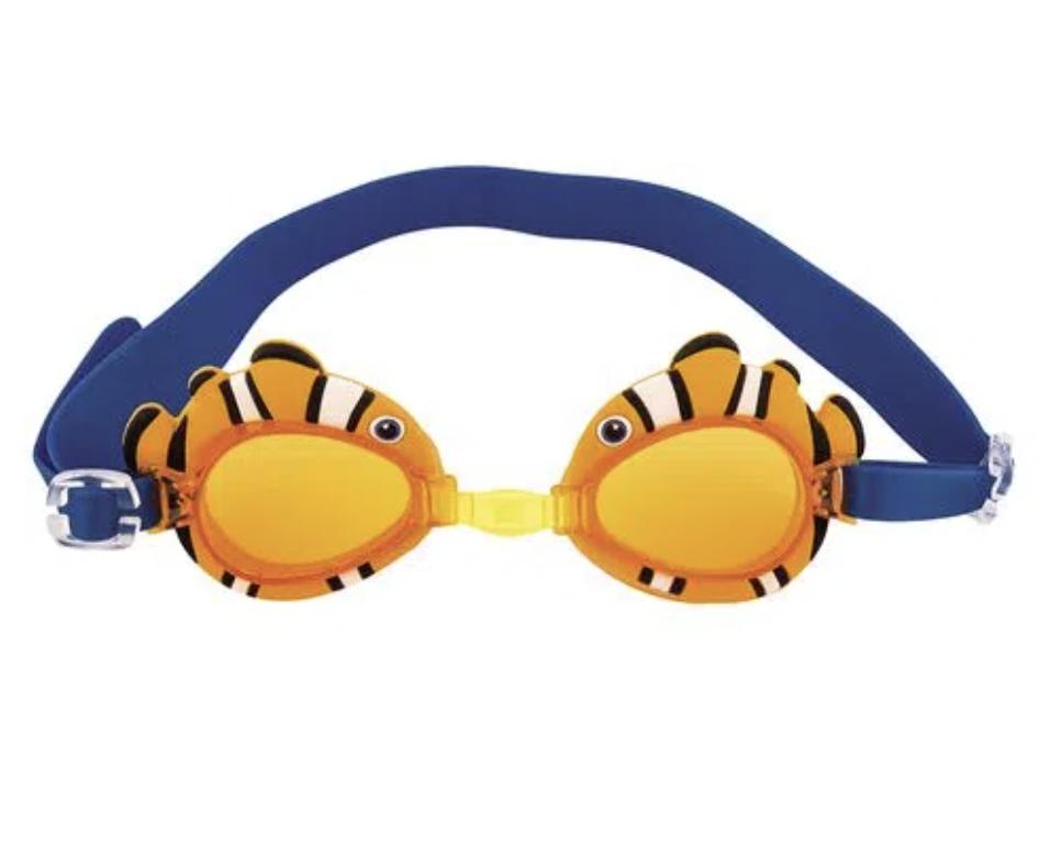 Óculos de Natação Infantil Stephen Joseph Peixe Palhaço