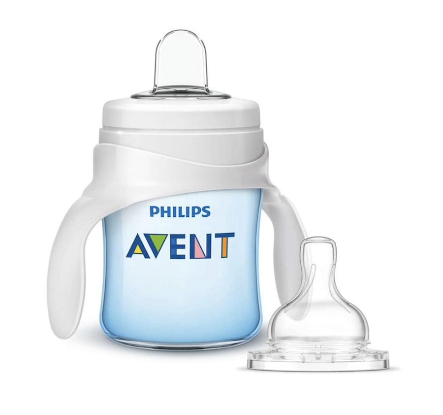 Philips Avent Meu Primeiro Copo de Treinamento Azul 4M+