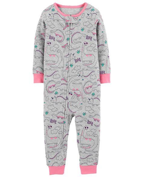 Pijama Dino Mescla Carter's