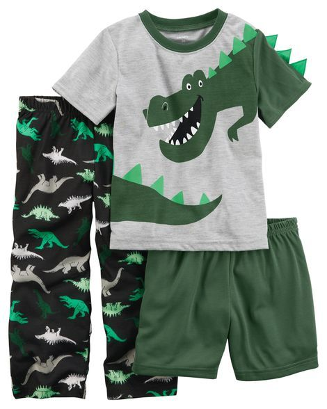 Pijama Dinossauro Carter's