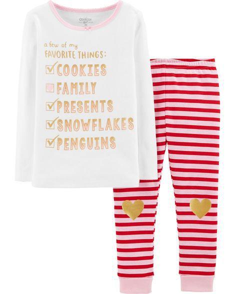 Pijama Favorite Thinks OshKosh