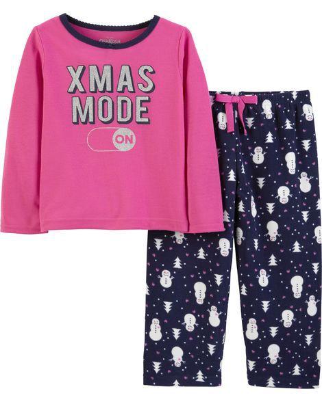 Pijama Xmas Mode OshKosh