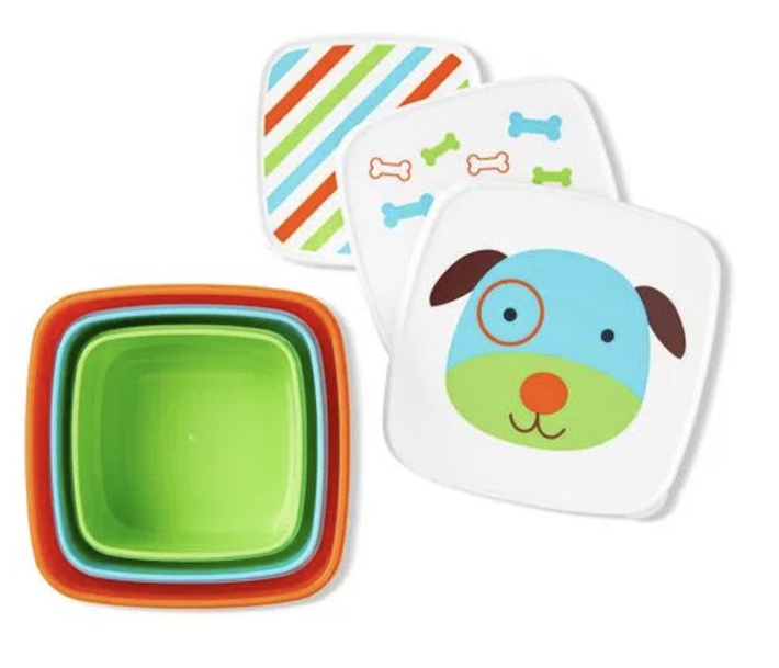 Porta Snacks Skip Hop Kit Cachorro