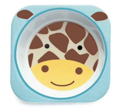 Prato Skip Hop Zoo Pequeno Girafa