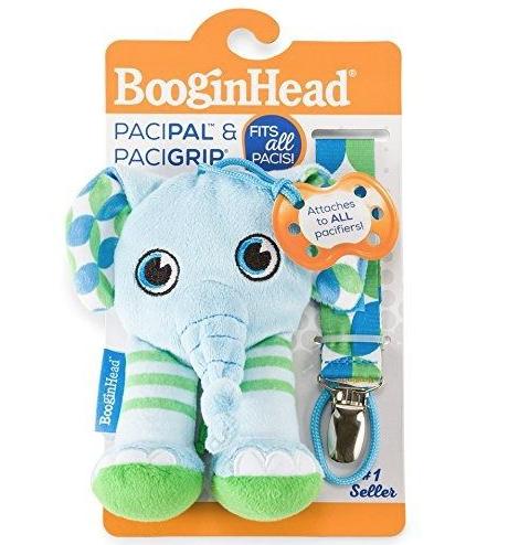 Prendedor de Chupetas Elefante BooginHead