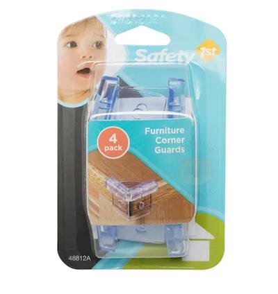 Protetor de Canto Safety 1st c/4 Peças