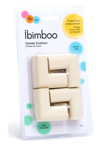 Protetor para Cantos em Forma de U Ibimboo