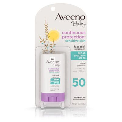 Protetor Solar Aveeno Baby Stick