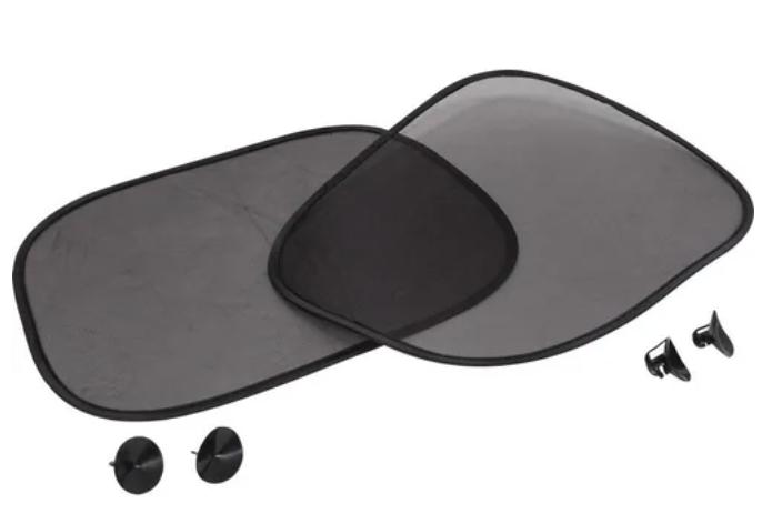 Protetor Solar para Carro com Ventosa Buba c/2