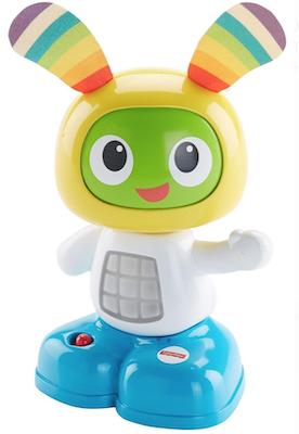 Robô BeatBo Mini Fisher Price Azul