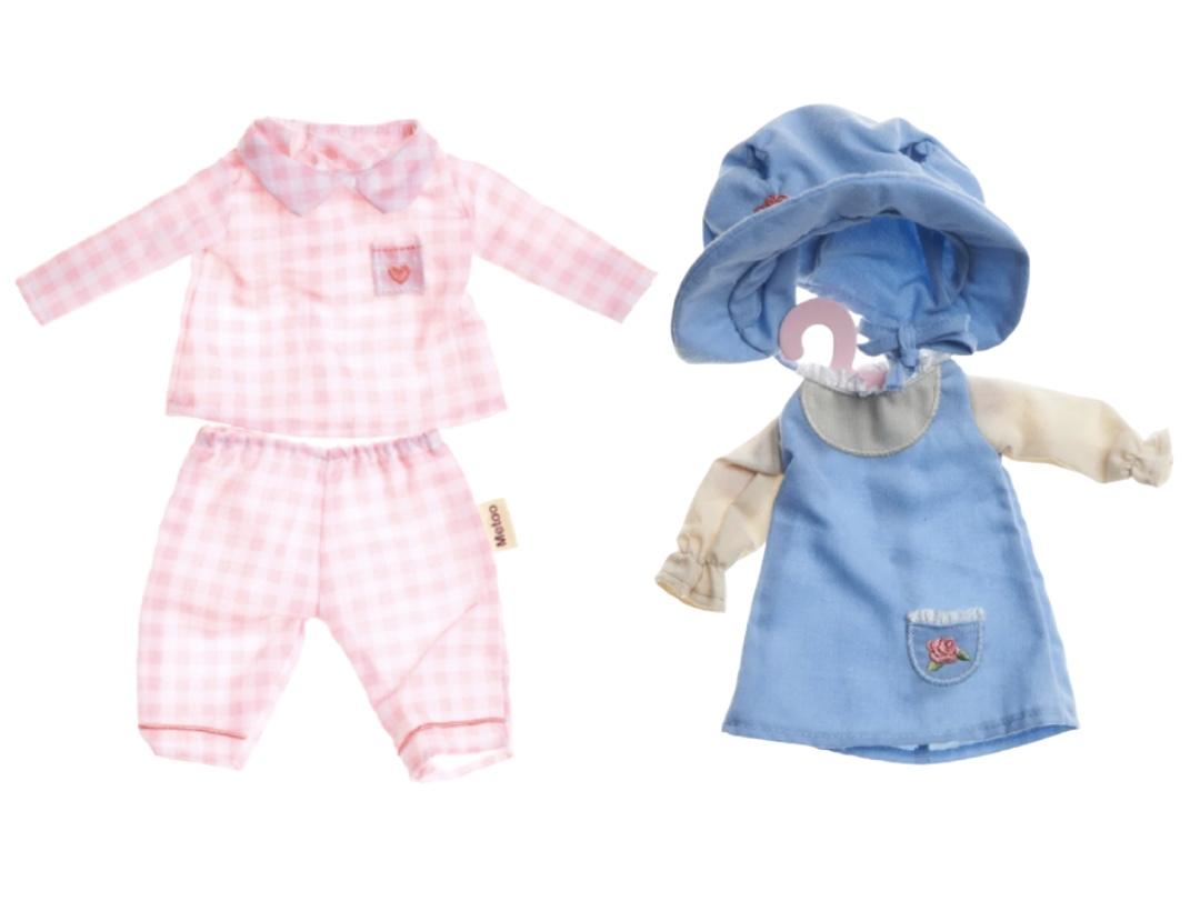 Roupas Metoo Kit com Pijama e Camponesa Retrô