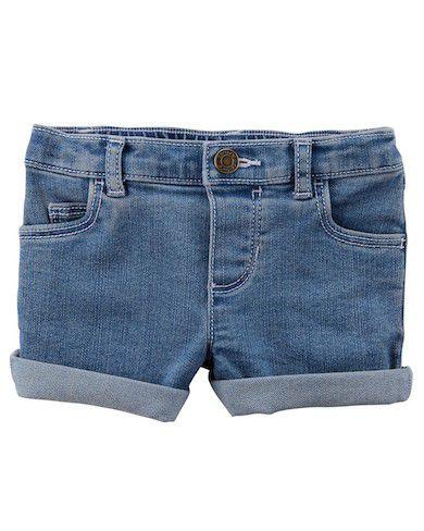 Shorts Jeans Basic Carter's