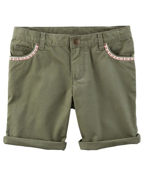 Shorts Twill Carter's