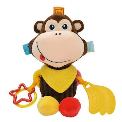 Sozzy Macaco Bicho de Pelúcia