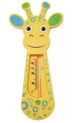 Termômetro de Banho Buba Baby Girafa Verde