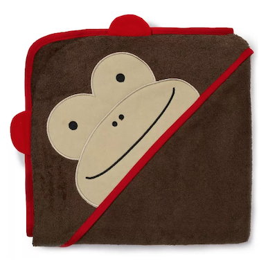 Toalha de Banho Skip Hop Zoo Macaco