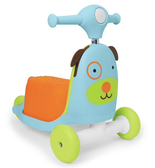 Triciclo Patinete Skip Hop Zoo Cachorro