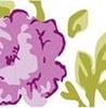 Floral Lilás - Cor 43