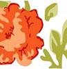 Flora Vermelho - Cor 42