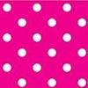 Poá fundo pink - Cor 04