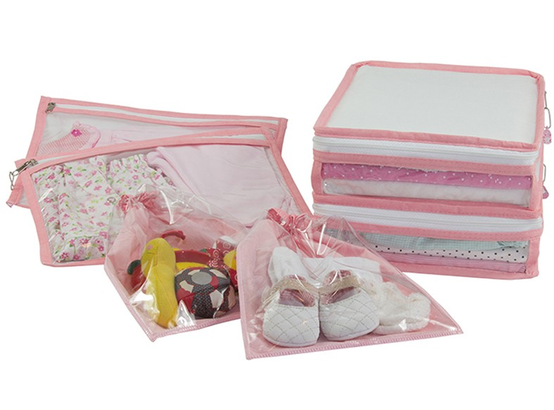 Kit Organizador Baby - 6 Peças