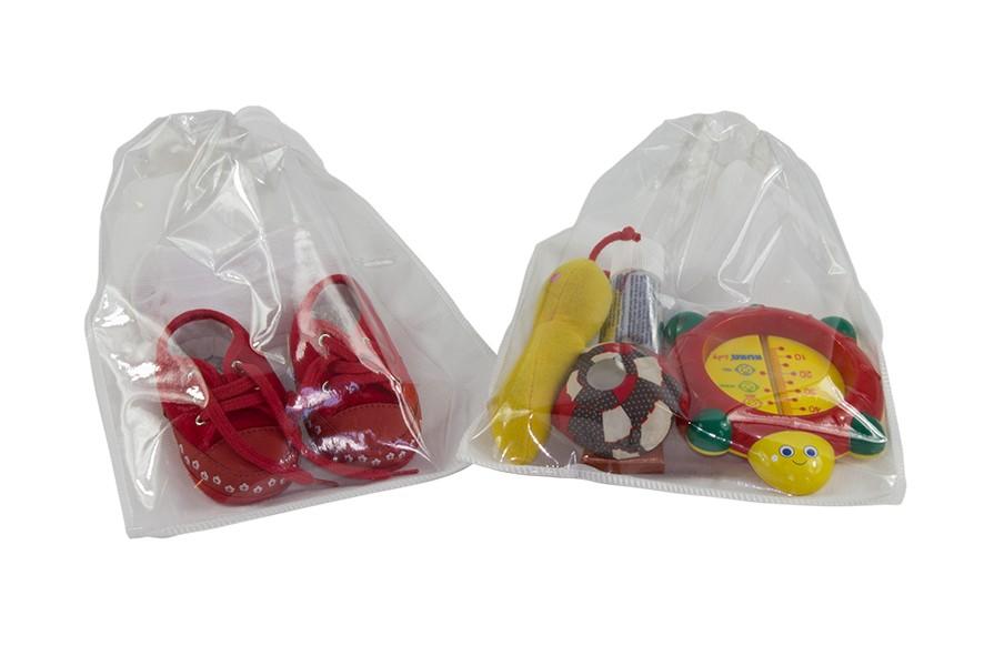 Saco para Sapato Baby - Kit 2Peças