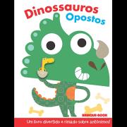 Coleção Dedoches - Dinossauros Opostos
