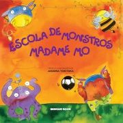 Escola de Monstros Madame Mo