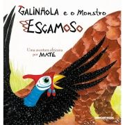 Galinhola e o Monstro Escamoso