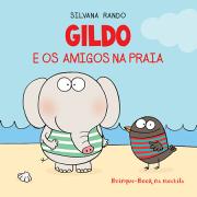 Gildo e os Amigos na Praia (Livro de Banho)