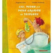 Lili, Pedro e o Peixe Caçador de Tesouros