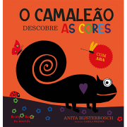 O Camaleão Descobre as Cores