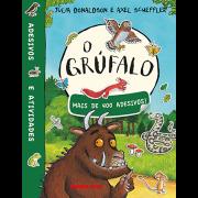 O Grúfalo - livro de adesivo