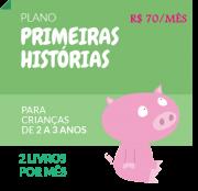 PRIMEIRAS HISTÓRIAS