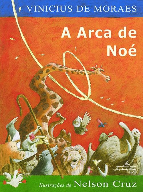A arca de Noé  - Grupo Brinque-Book