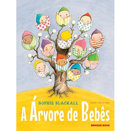 A árvore de bebês  - Grupo Brinque-Book
