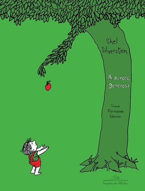 A árvore generosa  - Grupo Brinque-Book