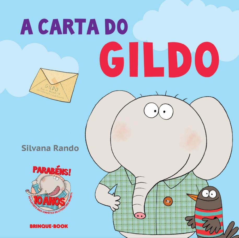 A carta do Gildo  - Brinque-Book