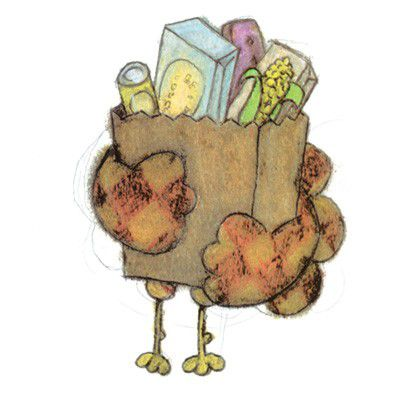A Galinha Xadrez  - Grupo Brinque-Book