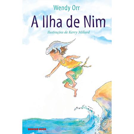 A Ilha de Nim  - Grupo Brinque-Book
