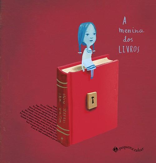 A menina dos livros  - Grupo Brinque-Book