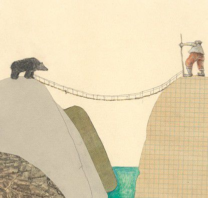 A Ponte  - Grupo Brinque-Book