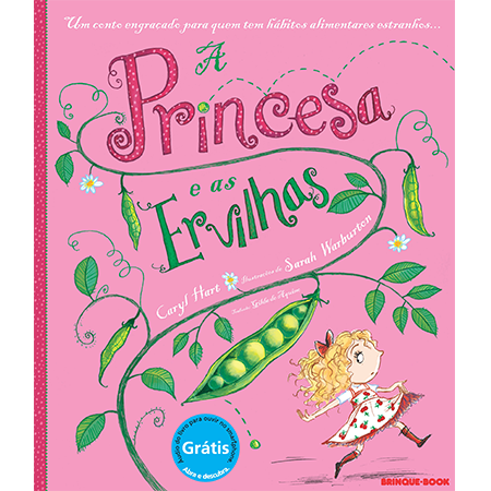 A Princesa e as Ervilhas - Grupo Brinque-Book