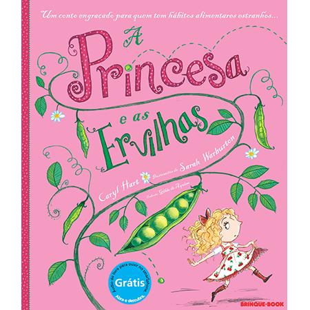 A Princesa e as Ervilhas  - Grupo Brinque-Book