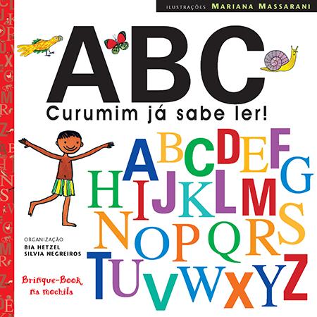 ABC Curumim já sabe ler!  - Grupo Brinque-Book